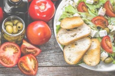 Beneficios de la dieta mediterránea en tu dentadura