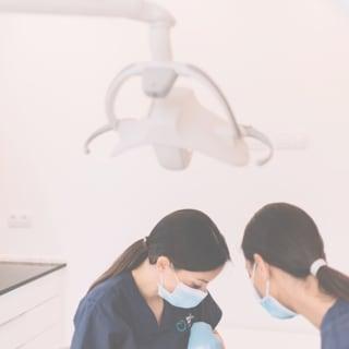 Carillas dentales: antes y después